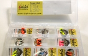 Fisherbeck Deluxe Panfish, Bluegill and Crappie Jig Kit